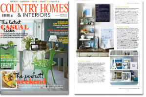 Country Homes & Interiors 2013