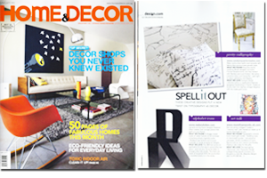 Singapore's Leading Interior Design Magazine