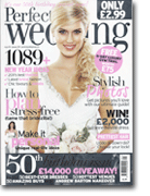 Wedding Ideas Magazine January 2011