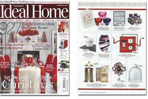 Ideal Home Dec 2011