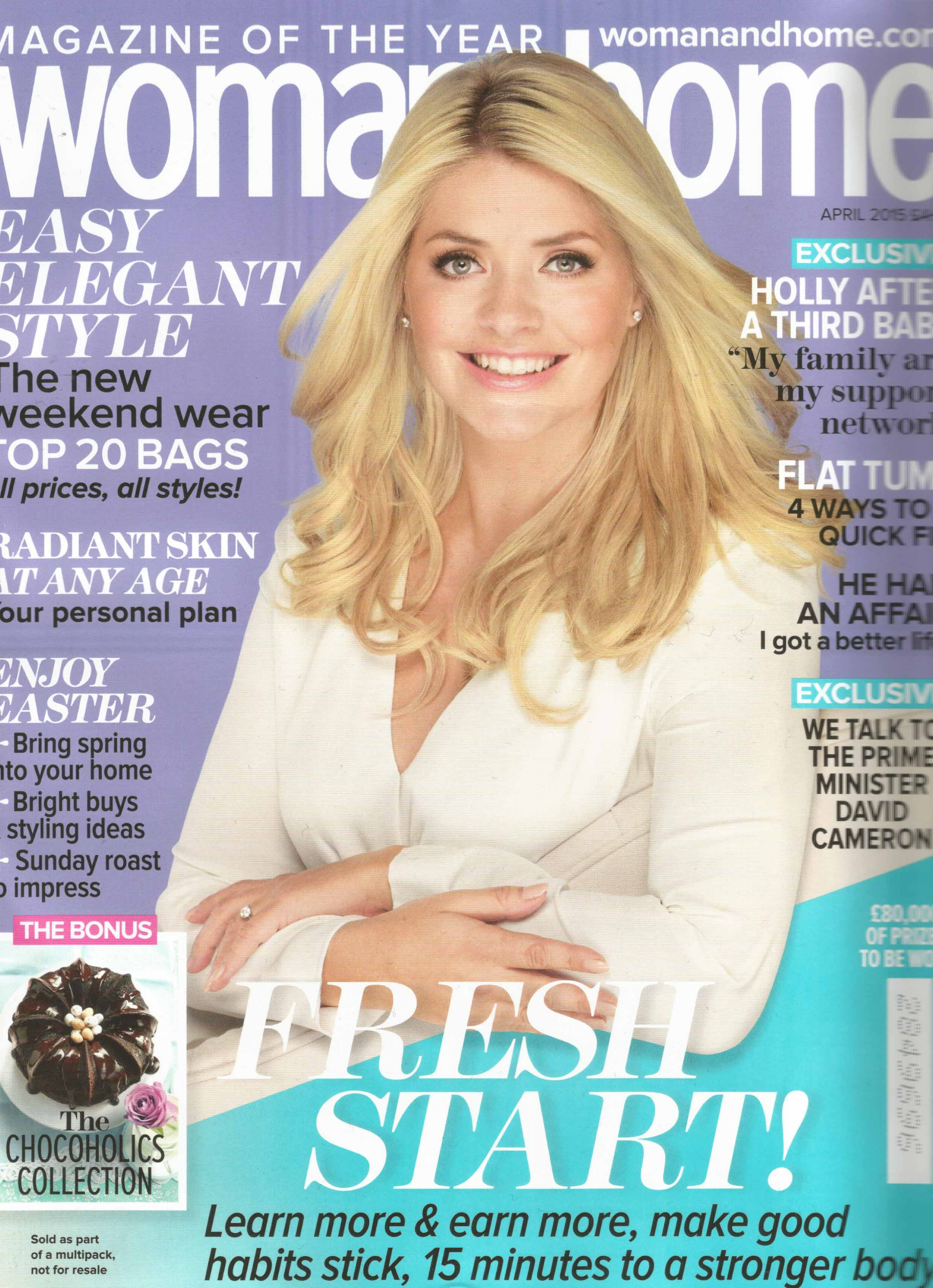 Woman_and_Home_Cover