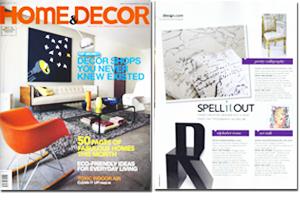 Singapore's Leading Interior Design Magazine