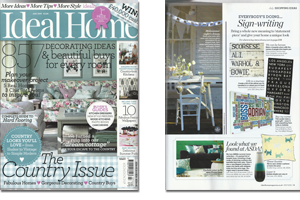 Ideal Home July 2011
