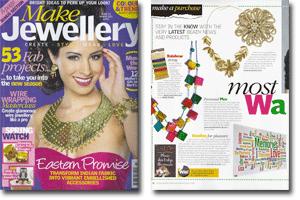 Make Jewellery March 2011