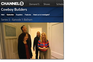 Channel 5 Cowboy Builders Series 5: Balham